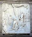 Wien Grillparzerdenkmal Relief König Ottokars Glück und Ende.jpg