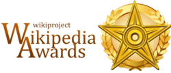 WikiProject Awards Logotype.png