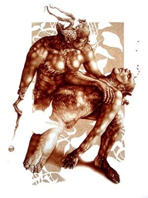 "Vincent Castiglia - ""The Sleep""  Collection: Martin Eric Ain"