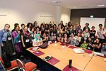 Wiki Womens meetup at Wikimedia Conference 2017.jpg