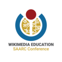 Wikipedia Education SAARC Conference Logo.png