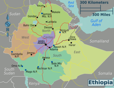 Ethiopia – Travel guide at Wikivoyage