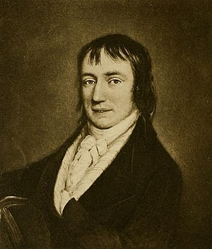 English: English poet William Wordsworth