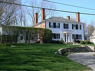 Capt. Josiah Locke House United States historic place