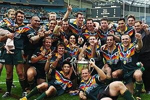 Windsor Wolves - Image: Windsor Wolves Premiers 2005 no 1