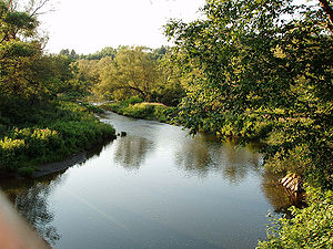 Winooski River - The North Branch Winooski River, Tributary to the Winooski River, at Montpelier