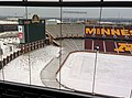 Winter at TCF Bank Stadium - scoreboard from box seats.jpg