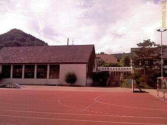 Wittnau, Aargau - Wittnau school