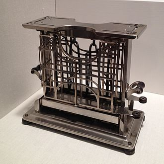 Wolfsonian-FIU - Toaster on display in The Wolfsonian-FIU's permanent galleries.