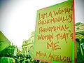 Women's March London (32952242526).jpg