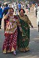 Women Participants - Chhath Festival - Strand Road - Kolkata 2013-11-09 4228.JPG