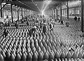 Women at work during the First World War- Munitions Production, Chilwell, Nottinghamshire, England, UK, c 1917 Q30011.jpg