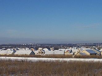 Woodbury, Minnesota - Woodbury from the northeast