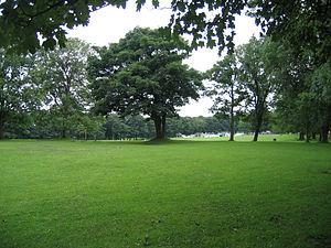 Woodhouse Moor - Image: Woodhouse Moor Park 1