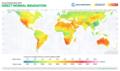 World DNI Solar-resource-map GlobalSolarAtlas World-Bank-Esmap-Solargis.png