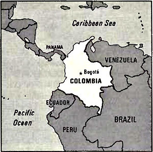 The World Factbook 1982 Colombia Wikisource The Free Online Library