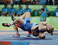 Wrestling at the 2016 Summer Olympics, Stadnik vs Bermudez 10.jpg