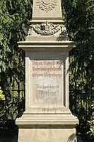 Wuppertal - Beyenburger Freiheit - Kriegerdenkmal 03 ies.jpg