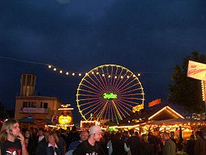 Wurstmarkt - Wurstmarkt 2007