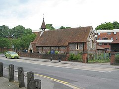 Wycombe Marsh- St Annes Church (geograph 3511076).jpg