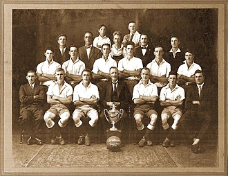 Wynnum, Queensland - Wynnum Soccer Football Club 1929