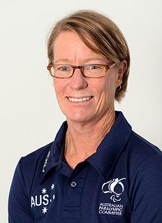 Susan Powell (cyclist) Australian Paralympic cyclist