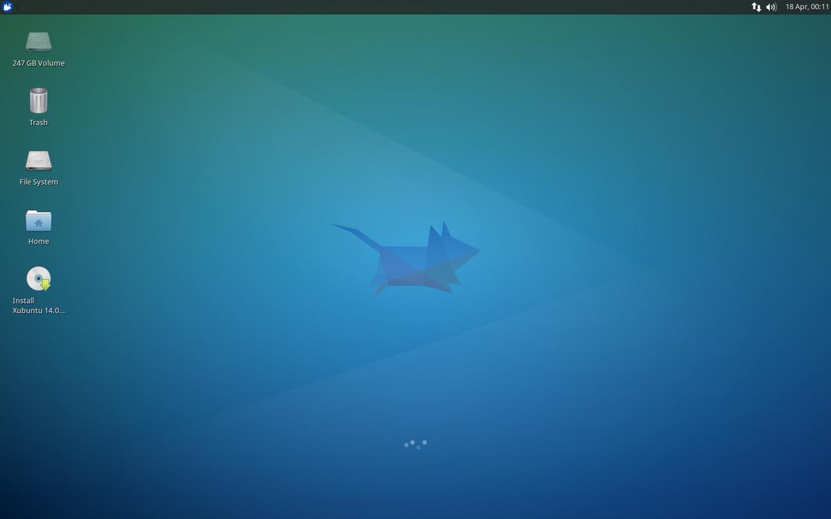 Xubuntu Logo - Xubuntu_Logo_Mockup 3 by elavdeveloper on DeviantArt