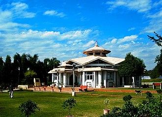 Panchkula - Yagya Shala, within the Mansa Devi temple complex