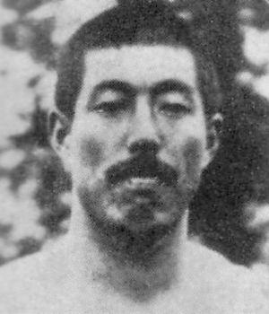 Yahiko Mishima - Yahiko Mishima at the 1912 Olympics