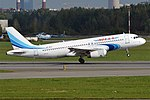Yamal Airlines, VP-BCU, Airbus A320-232 (29373400190) (2).jpg