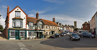 Yarmouth, Isle of Wight Human settlement in England