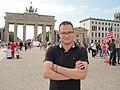 Yasser Elshantaf Berlin 2013.jpg