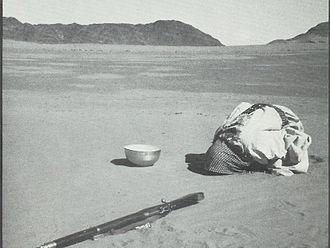 Salah - Yemeni prayer during North Yemen Civil War.