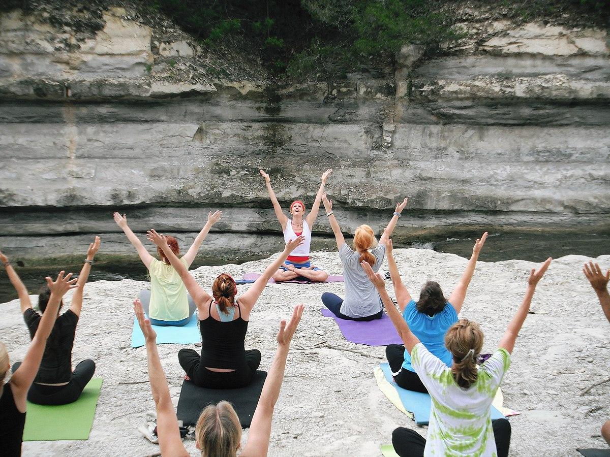 Yoga as exercise - Wikipedia