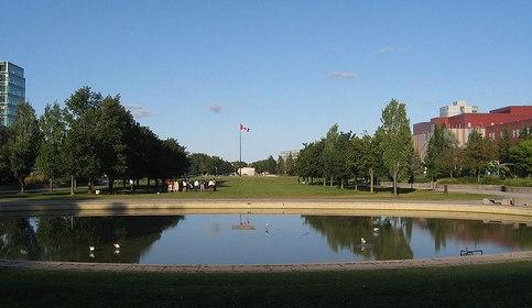 York U Harry W. Arthurs Common