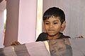 Young Visitor - Interactive Science Exhibition - Urquhart Square - Kolkata 2012-01-23 8718.JPG