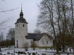 Ytterjärna kirke.