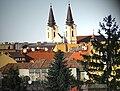 Zalaegerszeg, a Szent Mária Magdolna két tornya - panoramio.jpg