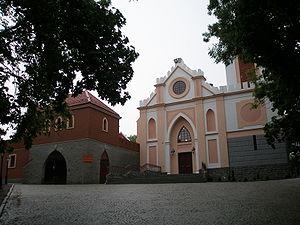 Gostynin - The Castle in Gostynin
