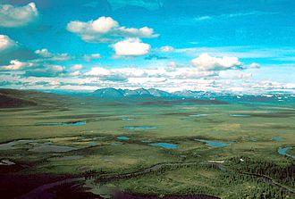 Koyukuk River - Zane Hills and Koyukuk River