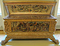 Zanobi di domenico, jacopo del sellaio e biagio d'antonio, cassone morelli, 1472, 01.JPG