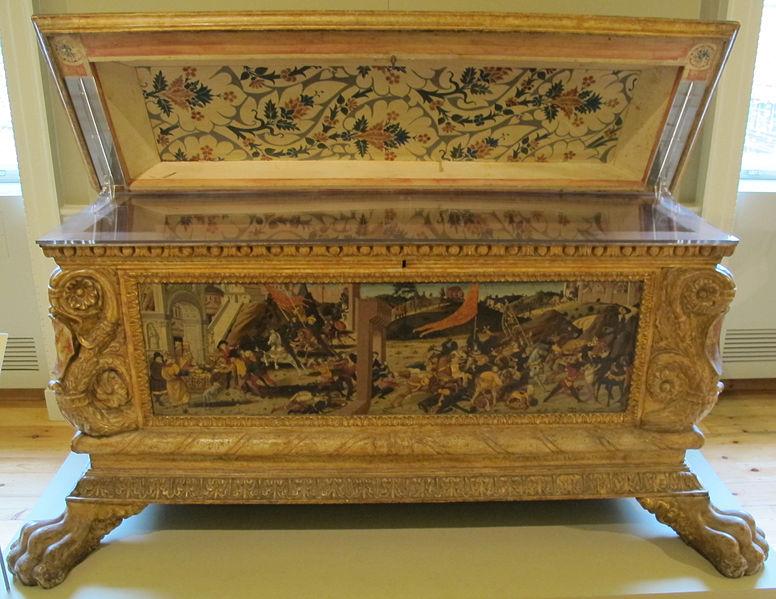 File:Zanobi di domenico, jacopo del sellaio e biagio d'antonio, cassone morelli, 1472, 01.JPG