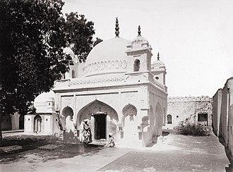 Zar Zari Zar Baksh - Zar Zari Zar Baksh Dargah Khuldabad 1890s