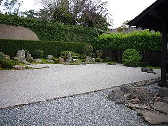Zen garden at Dartington.jpg
