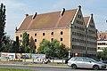 Zespół spichlerzy Mały ( nr 37) i Wielki ( nr 38) Groddeck zw. Dębowy Rożek i Śpiewak ul Chmielna 37 38 Gdańsk (1) KS.JPG