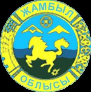 Jambyl Region - Image: Zhambyl province seal