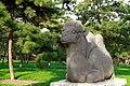 Zhaoling Qing Camel.JPG