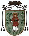 Znak Katedrální kapituly u sv. Štěpána v Litoměřicích.jpg