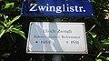 Zwinglistr. Dresden - Ehrung Ulrich Zwingli - Schweizerischer Reformator - 1484 -1531.jpg
