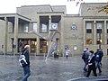 """Running Clock"" at Buchanan Street Bus Station - geograph.org.uk - 574909.jpg"